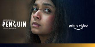 Keerthy Suresh's Psychological Thriller Penguin Teaser