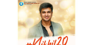 Promising young hero Nikhil