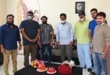 Producer KK Radhamohan