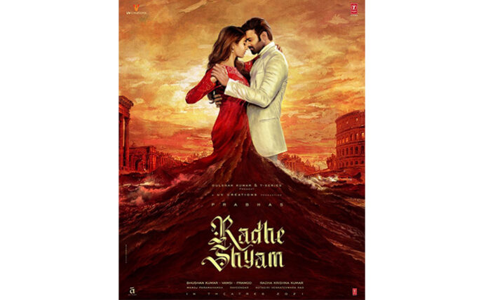 Radhe shyam First look
