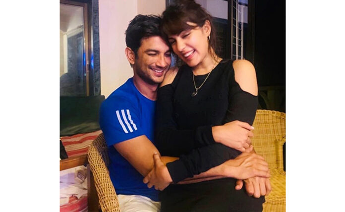 Rhea Chakraborty's Emotional Note About Sushant Singh Rajput