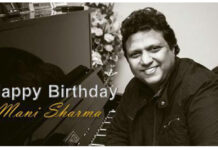 Birthday Wishes To Melody Brahma Mani Sharma