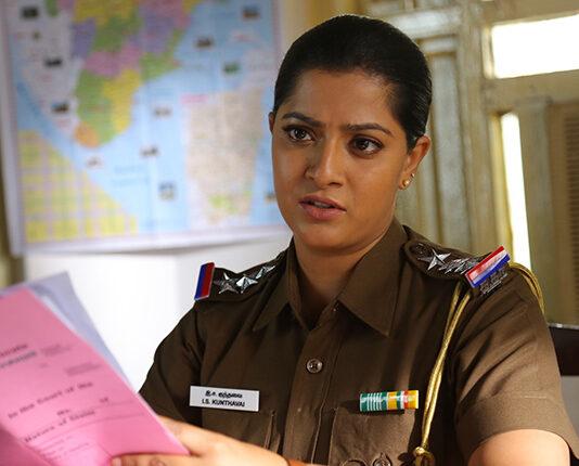 Varalaxmi Sarathkumar's Danny