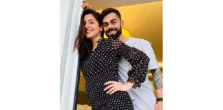 Anushka Sharma shared the happy news