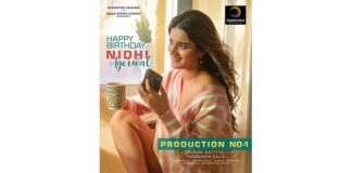 Nidhi Agerwal's First Look