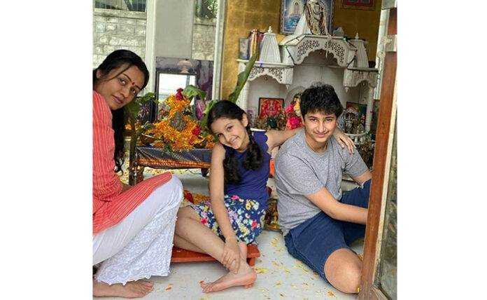 Superstar Mahesh Vinayaka Chavithi Celebrations