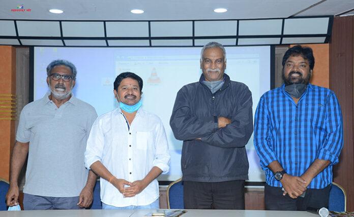 Telugu film industry CCC Review Press Meet
