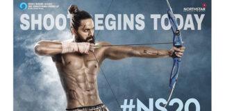 Young Hero Naga Shaurya's next