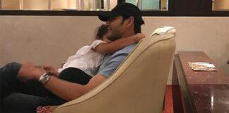 Superstar Mahesh's doting daughter Sitara Ghattamaneni